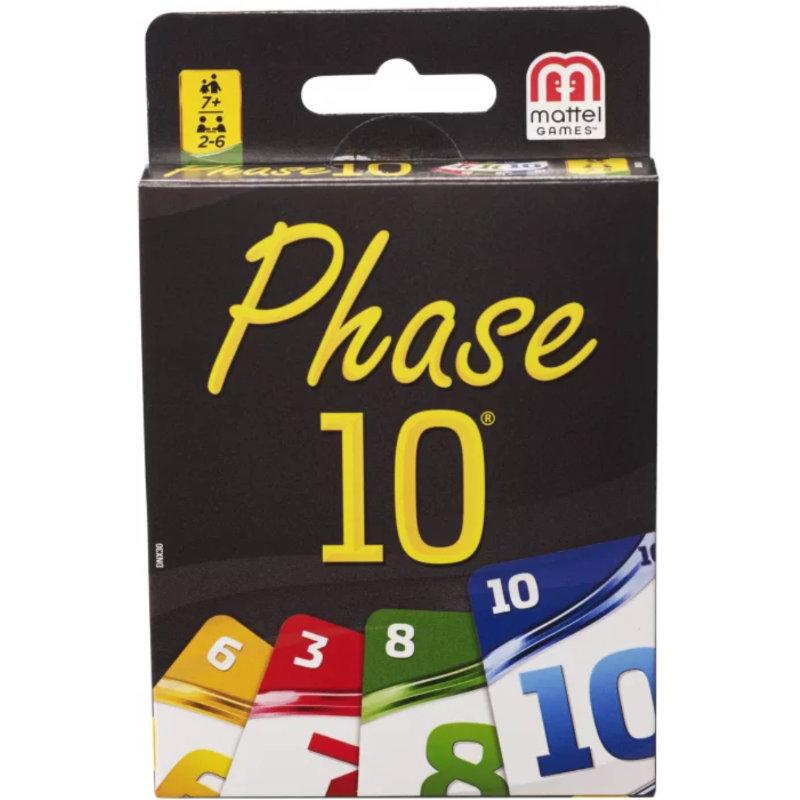 Spielanleitung Phase 10